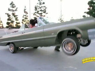 First time bouncing in a Lowrider