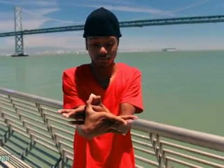60 Seconds of San Francisco - Finger Tutting - PNUT
