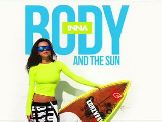 INNA - Body And The Sun - Japan Release Album Preview 24 July