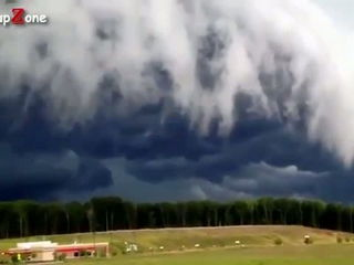 Scariest Storm Clouds