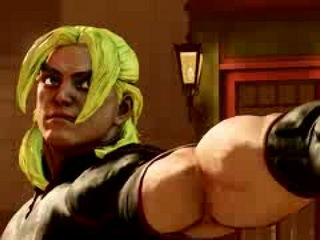 Street Fighter V - Ken Reveal Trailer