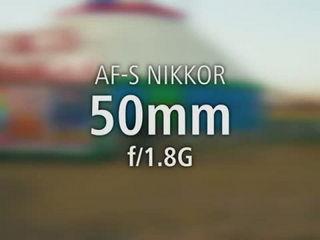 Exploring NIKKOR Lenses - Mongolia – AF-S NIKKOR 50mm f 1.8G