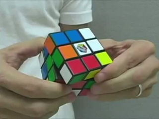 Move Speed up your Rubiks Cube very easily