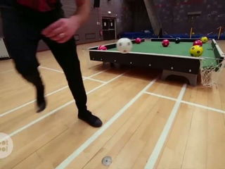 This Football Pool Table Is Incredible