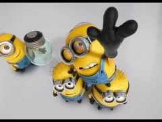 Happy Birthday by Minions