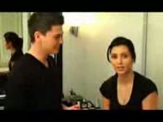 Kim Kardashian and Celebrity Makeup Artist Mario Dedivanovic Makeup Tutorial