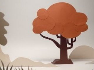 Stop Motion Animation Save Trees