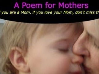 Inspirational - A Poem for Mothers