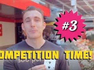 Cool Magic Tricks Competition Time #3 Free Magic