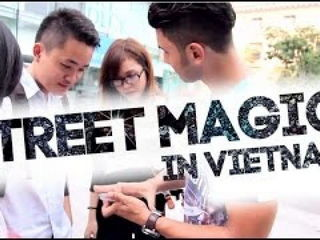 Cool Street Magic Performance