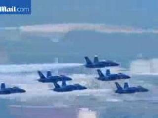 U S Navy Blue Angels plane crash killed Pilot
