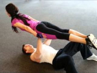 Couples Workout!