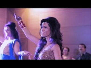 Bollywood Dance Performance [Destination Wedding Mumbai