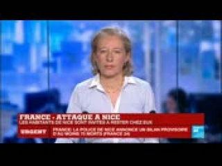 Attentat à Nice - Témoignage