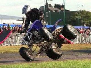 Extreme Stunt Show Aberdeen
