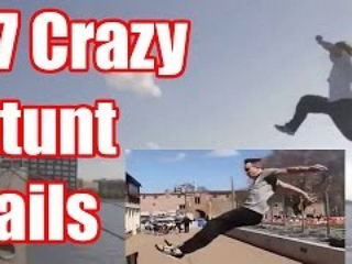 Extreme Stupid Fails and Crazy Stunts Gone Wrong Parcours Extreme I