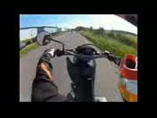 Motorcycle Crashes Caught on Camera