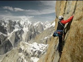 David Lama Expedition - Climbing the Nameless Tower