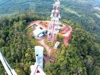 Radio Tower Climb!