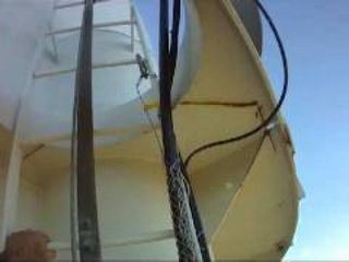 Climbing a Water Tower