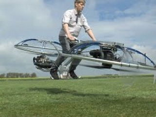 Homemade Hoverbike