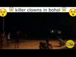 Killer Clown Prank In Philippines