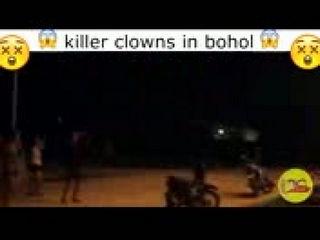 Killer Clown Prank In Philippines
