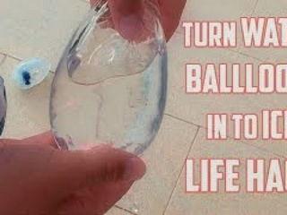 Unbelievable Water Balloon Life hack