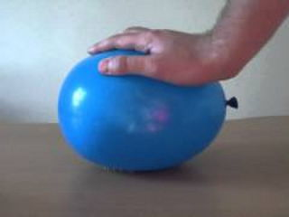 Crazy Balloon Magic! Experiment