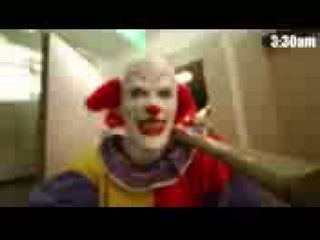 Killer Clown Prank On Girlfriend Extreme