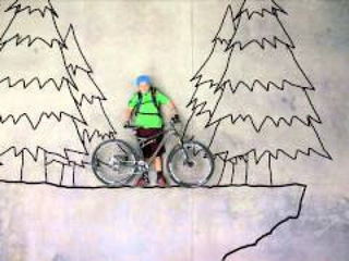 An Unlikely Ride Binary Bike Stop Motion Video