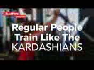 People Train Like The Kardashians For A Week