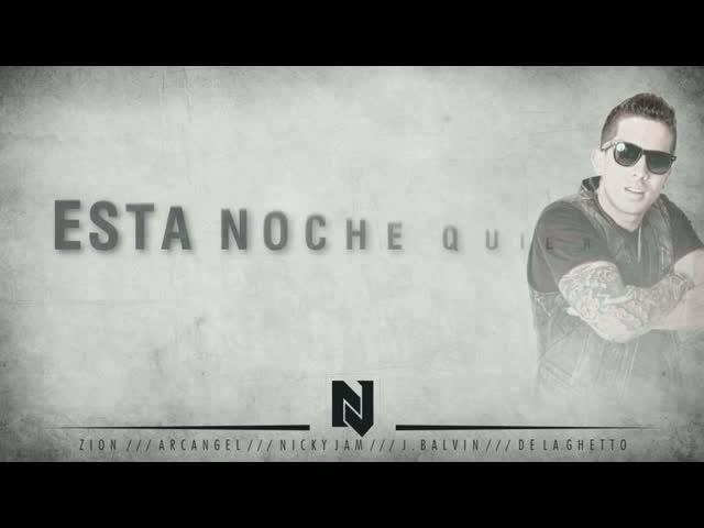 Travesuras Remix Nicky Jam Ft De La Ghetto