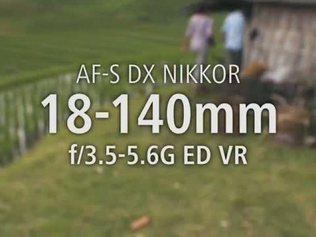 Exploring NIKKOR Lenses - Bali with the AF-S DX NIKKOR 18-140mm f 3.5-5.6G ED VR