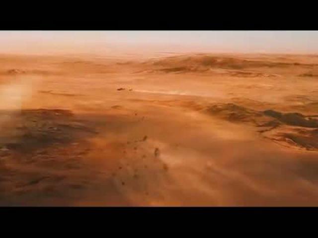 Star Wars and Mad Max Fury Road Mashup