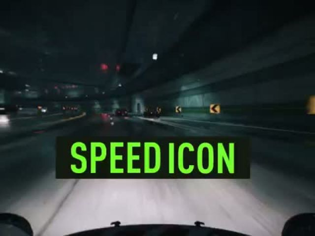Need for Speed Icons Trailer PC