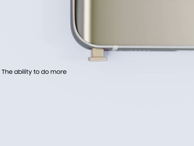 Samsung Galaxy Note5 Official Introduction