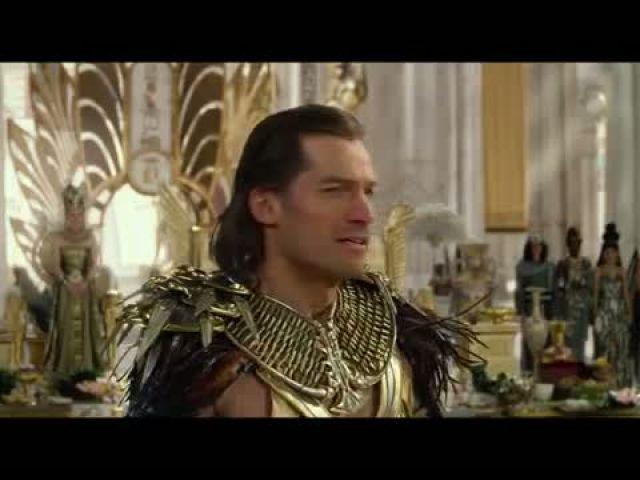 Gods of Egypt Official Trailer 1 - 2016 - Gerard Butler