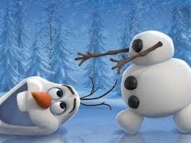 Happy Birthday Wishes in Frozen Style