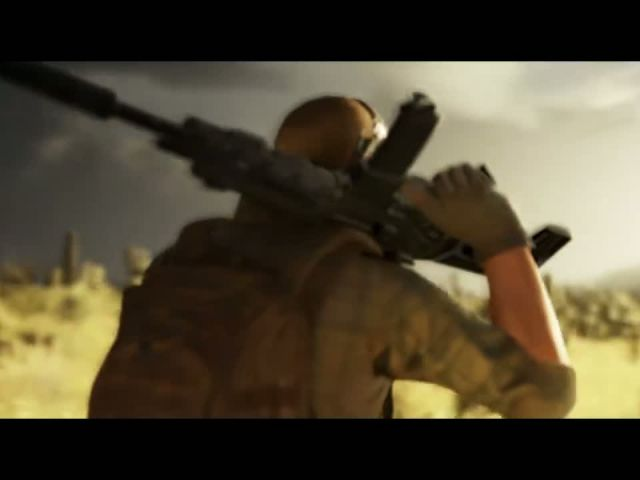 Ghost Recon Trailer