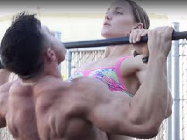 Inspirational Fitness Couples Workout