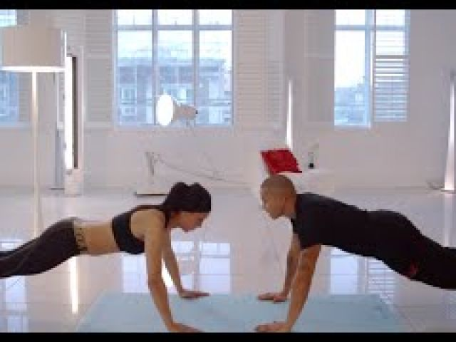 Couples Workout Get Fit And Healthy Together