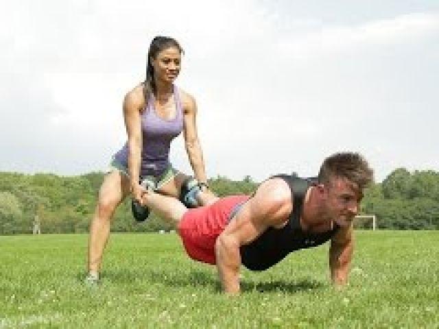 Fun Couples Workout!