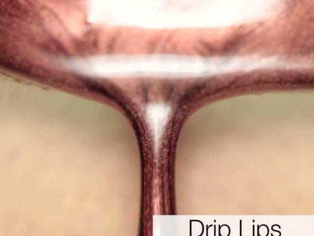 Mesmerizing Drip Lips