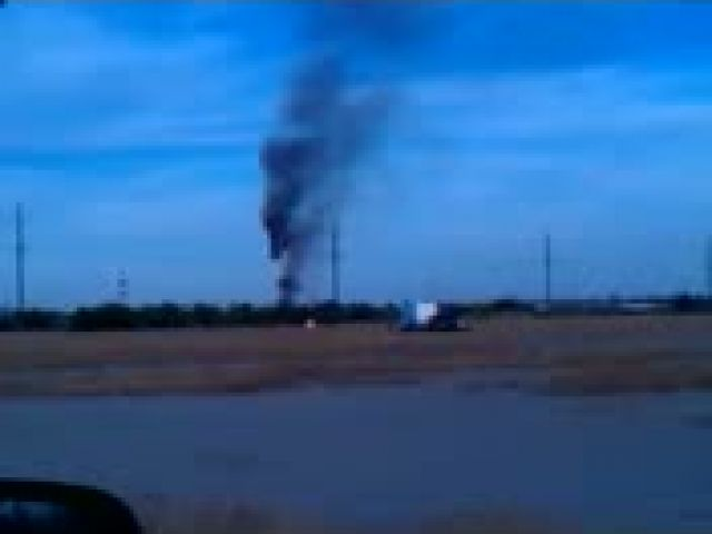 Hot Air Balloon Catches Fire New Live Video of Crash In Texas Watch