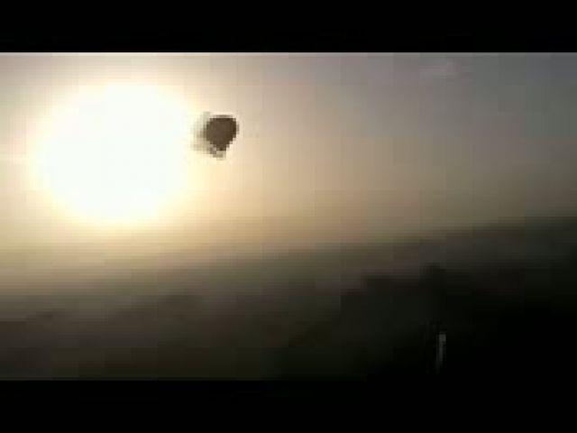 Hot Air Balloon Crash - Luxor Egypt