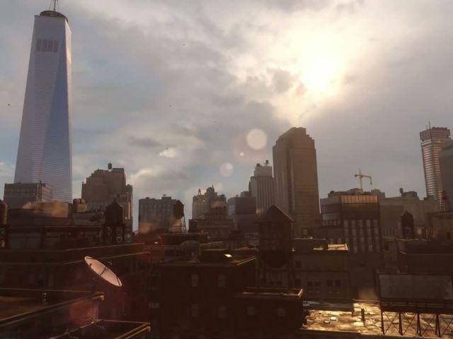 SPIDER-MAN PS4 Trailer - E3 2016