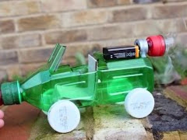 How to make a Car Powered Car