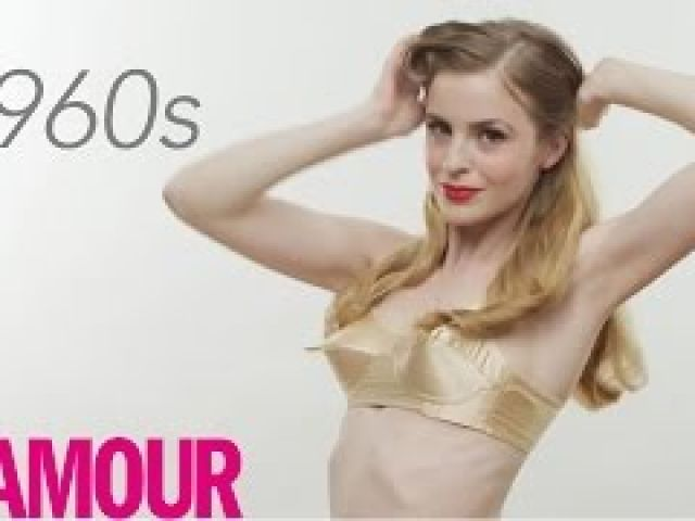 Watch How The Bra Has Changed Over The Last 2000 Years