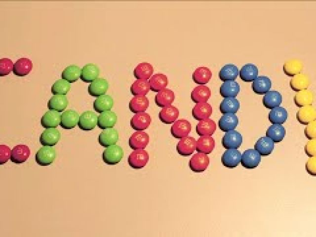 Candy - Short Stop Motion Film